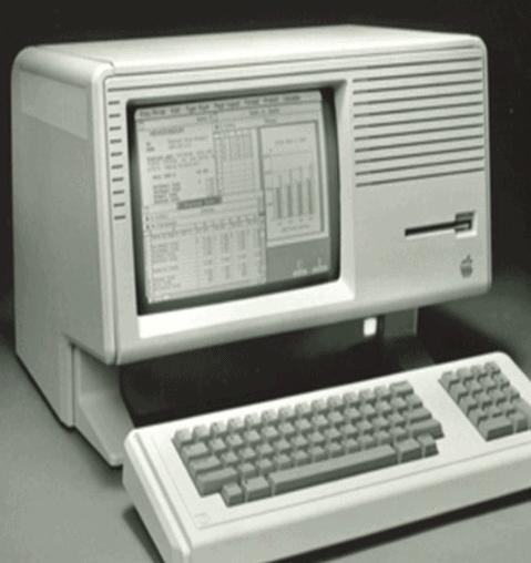 Apple Lisa - Personal computer