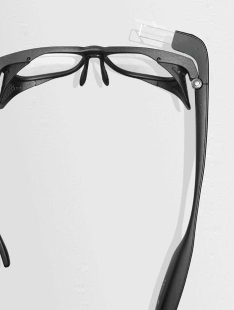 Google Glass [Wearable technology]