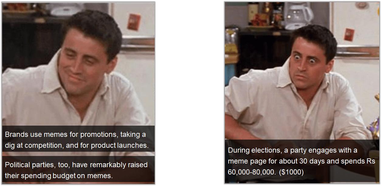 Meme Marketing and the Money