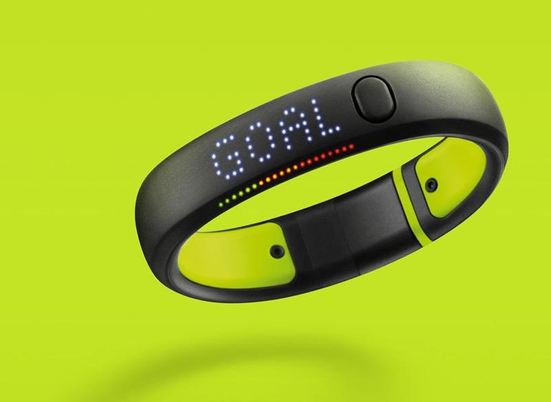 Nike Fuel - Wearable Fitness Tracker