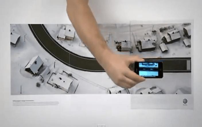 Example – Volkswagen (Lane Assist Feature)