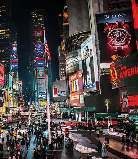 The High Cost of Times Square Advertising