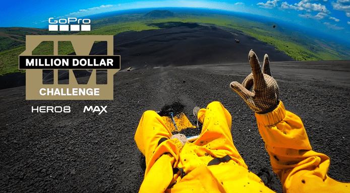 """GoPro """"Million Dollar Challenge"""""""